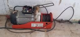 Motor Guincho elétrico de cabo de aço Mil Kilo fone. 98698.2201