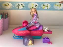Barbie quero ser bióloga do Ártico