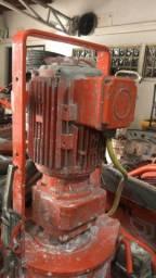 Máquina de projetar reboco PFT G4