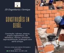 JD Engenharia e Construção