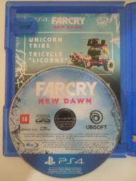 Far Cry New Danw - Ps4
