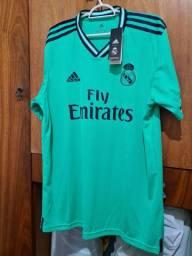 Camisa Real Madrid III Original