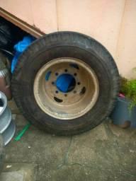 Roda Mercedes 11.13 8 furos