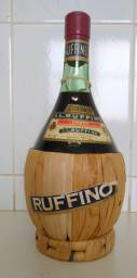 Vinho Chianti Ruffino 1978 - 1L