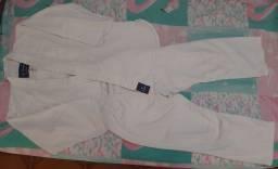 Vendo ou troco por maior usado kimono judô