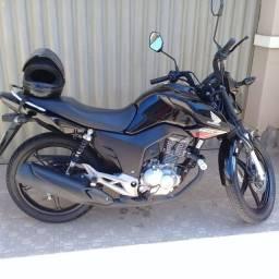 Honda Fan 160 vendo ou troco em carro do meu interesse