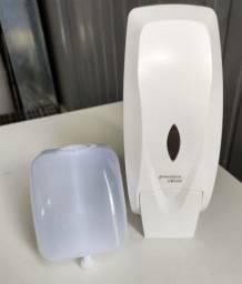 Dispenser e Reservatório Para Sabonete Espuma 800ml - Premisse Possuímos o Sabonete 5L