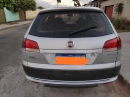 Fiat Palio Wekkend 1.4 ELX Flex 2008/2009 Prata