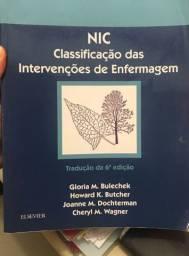NIC- Classificação das intervenções de Enfermagem