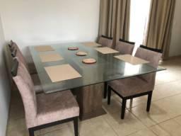 Mesa jantar luxo