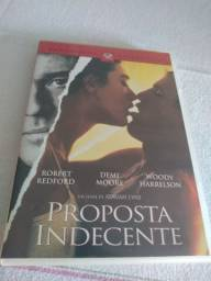 DVD Original Proposta Indecente
