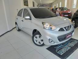 Nissan March S1.6 2017