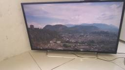 Tv Sony 40 polegadas com conversor digital integrado HDMI USB e rádio fm