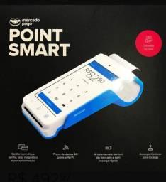 Point Smart Pro Seguro Maquinha Maquineta Pronta Entrega
