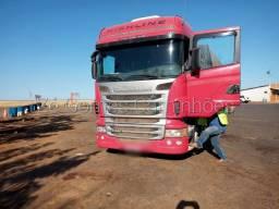 Scania R 440 Highline 6x4 2013/2013