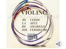 Cordas Mauro calixto violino