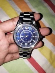 Relógio Orient, 50m.