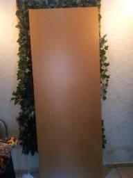 Porta de Forrada de madeira nova 2.10 por 80