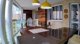 ES- Apartamento 3 quartos com 3 vagas de garagem
