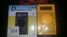 Multimetro digital Novo lacrado
