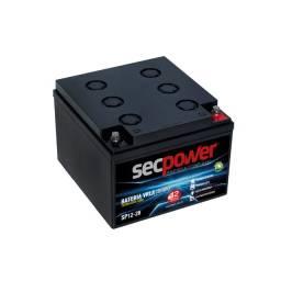 Bateria Selada 12v 26ah Sec Power Sp12-26 - Nobreak e Outros