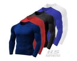 Camisa Térmica Proteção Uv 50 Unissex