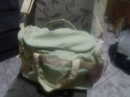 bolsa mamãe bebê