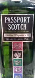 Whisky passaport scotch