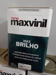 Liquida verniz acrílico 18L maxvinil na Cuiabá tintas loja no Cpa e Cristo Rei  ..