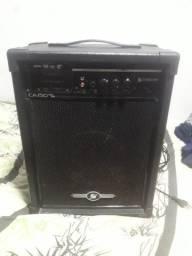 Caixa Amplificada FRAHM 150 wats funcionando perfeitamente 220 reais