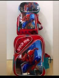 Lindos kits de mochilas na promoção da chenson