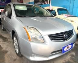 Título do anúncio: Nissan Sentra 2.0 Automático 2012 Gás G5 34.700