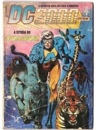 Dc 2000 06 Homem 3 A Estréia Do Homem Animal