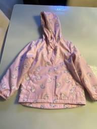 Jaqueta infantil tamanho 6