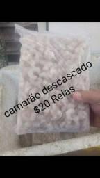 PROMOÇÃO FRUTOS DO MAR 20 REIS