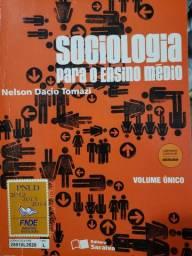 Livro sociologia para ensino médio