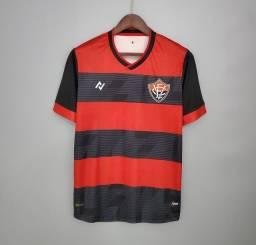 Camisa Vitória Oficial 2021 Nova