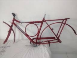 Quadro de bicicleta Monark