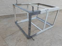 suporte de ar condicionado 7.500 BTU de parede ou container
