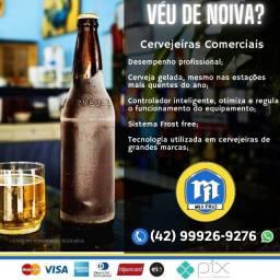 Venha conferir nossos equipamentos e adquira já a sua! #Cervejeira  #Nevada.