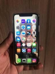 Iphone x impecavel-pego iphone ou moto na troca