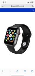 Smartwatch Iwo 12 Pro 40mm Relógio Inteligente Bluetooth Preto