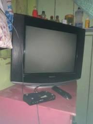 Troco essa tv.