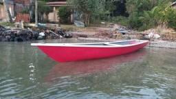 Canoas em Fibra de Vidro (sem motor)