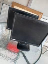 2 monitor para consertar
