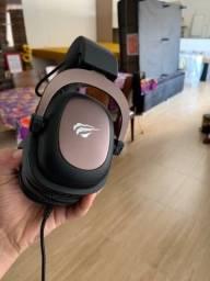 fone de ouvido Headset  gamer  Havit H2002d