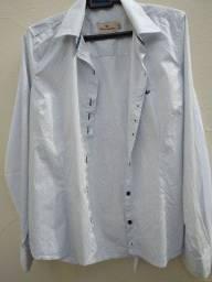 Camisa Social Branca feminina tam 40