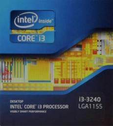 Processador i3 3240.. Intel ddr3.