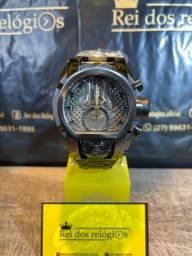 Relógio invicta magnum Zeus reserve