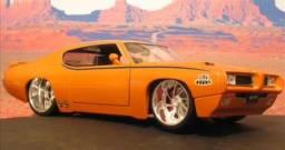 Jada 1:24 - gto 69/Camaro 71/mustang 73